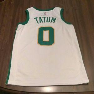 Jayson Tatum Nike city edition jersey